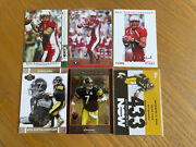 Ben Roethlisberger Card Lot - Rookie Year - See Description For Details