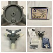 Bosworth 94 Series Sea-lect Y-valve With 1 Inch West Marine Products 94ab Nos