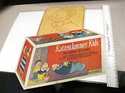 Sunshine Loose-wiles Biscuit Co 1930s Store Sign Katzenjammer Kids Comic Book 1