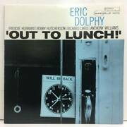 Eric Dolphy Out To Lunch Jpn King Gxk8046 Stereo Richard Davis