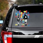 Autism Youand039ll Never Walk Alone Sticker Decal For Cars Trucks Autism Awareness