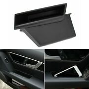 For Benz C Class W204 08-14 Storage Box Side Phone Tickets High Quality