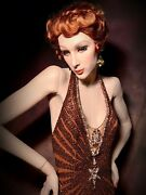 Pucci Mannequin Female Elegant Woman Full Realistic Detailed Couture Vintage