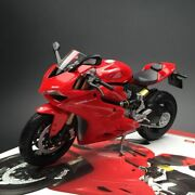 Diecast Ducati 1199 112 Scale Assembly Required Model Collectible Souvenir Toy