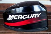 Mercury Mariner 20 25 Hp 2-stroke Outboard Hood Cover Cowling 9163t19 1988-98