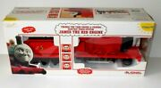 Lionel G Scale James The Red Engine