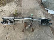 1969 Ford Ltd Hide Away Headlight And Grille Entire Assembly