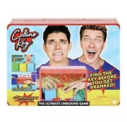 Collins Key The Ultimate Unboxing Game  For Ages 6+ New In Box