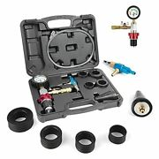Coolant Vacuum Refill Tool Kit Engine Cooling System Vacuum Purge And Refill Kit N