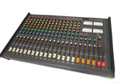 Tascam M-216 Vintage Analog Mixer 16ch 4 Buses Tabletop Type1987 Excellent-