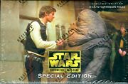 1998 Decipher Star Wars Collectible Sealed Limited Special Edition Booster Box