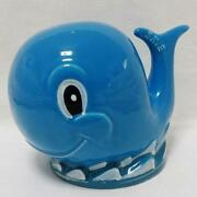Whale British Bank Of England Vintage Pottery Piggy Beautiful Product