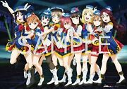 Early Booking Benefits Available Love Live Sunshine Aqours 2nd Lovelive Happy