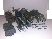 Chap Mei Soldier Force Army Toy Vehicle Vintage Collection 11.524