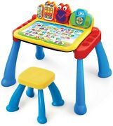 Vtech Touch And Learn Activity Desk Deluxe Frustration Free Packaging