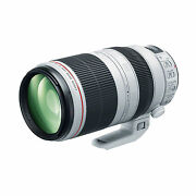 Canon Ef 100-400mm F/4.5-5.6l Is Ii Usm Lens New