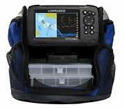 Lowrance Hook Reveal 5 Splitshot Ice Pack - 5-inch Fish Finder With Ice Transduc