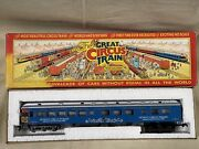 Walthers The Great Circus Train 12th Release 1967l Car46 Observation The Baraboo