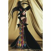 Toy Model Bob Mackie Collection Masquerade Ball Barbie Doll 1993