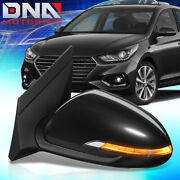 For 2018-2021 Hyundai Accent Power Adjustment Heated Left Driver Side Mirror