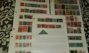 George Washington Stamp Lot Red Rare Vintage Collectible