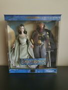 Collectible The Lord Of The Ringsreturn Of The King Barbie And Ken Dolls Nib