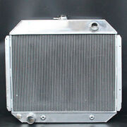 Radiator Fit Ford F-series Bronco Truck Ranger 68-79 Aluminum 2row 433 At 40mm