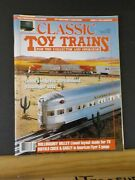 Classic Toy Trains 1994 January Lionel K-line Mike's Train House More