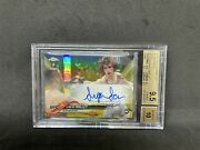 Sean Oandrsquomalley 2018 Topps Chrome /50 Gold Refractor Auto Rc Rookie Bgs 9.5 Quad