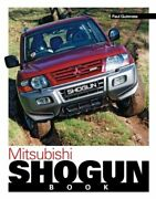 The Mitsubishi Shogun Book Haynes By Guinness Paul Paperback Book The Fast