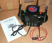 Professional Rebuilt And Upgraded Lionel Zw 275 Whistle And Ringing Bell - New Parts