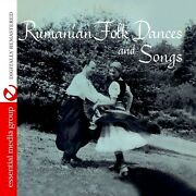 Rumanian Folk Dances And Songs Digitally Remastered, Various Artists, New
