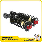 2x Complete Front Strut Spring Assembly Shock Fit 05-06 Chevrolet Equinox 3.4l