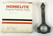 Nos Homelite 450 550 Chainsaw Connecting Rod P/n A-70300-1b