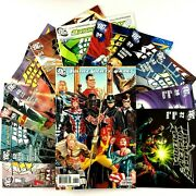 Justice Society Of America 12 Comic Lot 26 27 28 32 3334 41 44 46 48 52 80-page