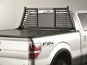 For 1975-1986 Chevrolet C30 Cab Protector And Headache Rack Backrack 91789pt