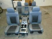 11 12 13 14 Ford F150 Limited Edition Interior All The Seats And Console