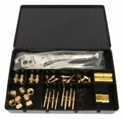 Forney 86113 Oxygen Acetylene Hose Repair Kit With 86116 Crimper Large