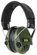 Sordin Supreme Pro X - Adjustable Active Safety Hearing Protection With Gel