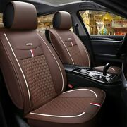 Car Leather Seat Covers Fit For Toyota Rav4 2002-2021 5-seats Seat Decoration