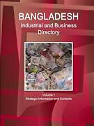 Bangladesh Industrial And Business Directory Vo, Ibp, Inc.,,