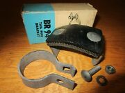 Nors Tail Pipe Bracket 1957 Ford 6 Cyl. Early Models Ex. Station Wagon B7a-5260c