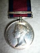 Military General Service Medal 1793-1814 To A Quartermaster Royal Horse Guards