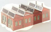 Piko 62007 G Scale Locomotive Shed Extension Set