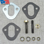 Fuel Lift Pump Stud Kit With Spacer And Gaskets For Dodge Cummins 5.9l 12v 94-98