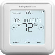 Honeywell Home Rcht8600zw1003 Zwave T5 Z-wave 7-day Programmable Thermostat With