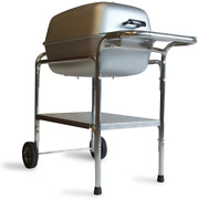 Pk Grills Pk Original Outdoor Charcoal Portable Grill And Smoker Combination Silv