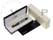Limited Writers Edition Alexander Dumas Fountain Pen Stylo Plume Wrong