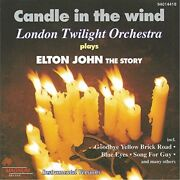 Candle In The Wind The Elton John Story Book The Fast Free Shipping