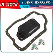 Transmission Solenoid Kit For Ford 4f27e And Fn4a-el Model 4-speed Xs4z-7h148-aa